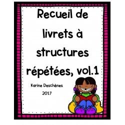 Recueil de textes à structures répétées