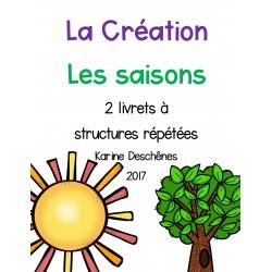 Structures répétées-Les saisons/la Création