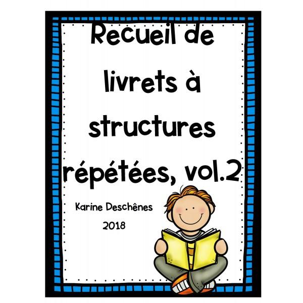 Recueil de lecture- volume 2