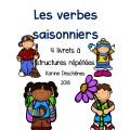 Textes à structures répétées-Verbes saisonniers