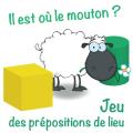 FLE: Le jeu des prépositions de lieu!