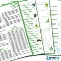VOCACTIF A2 : écologie