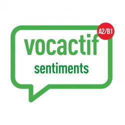 VOCACTIF A2-B1 : les sentiments