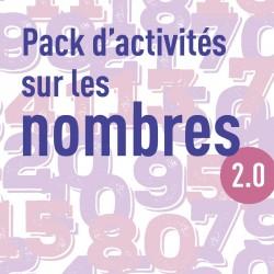 Pack d'activités sur les nombres