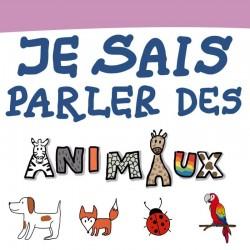 Sketchnote : je sais parler des animaux