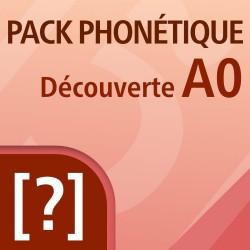 Pack phonétique - découverte A0