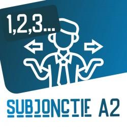 1,2,3… subjonctif A2 !