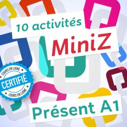 10 MiniZ Présent A1