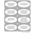 Carte à tâches d'inférence (déduction)