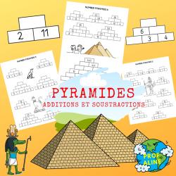 Les Pyramides mathématiques