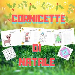 Cornicette di Natale (en italien)