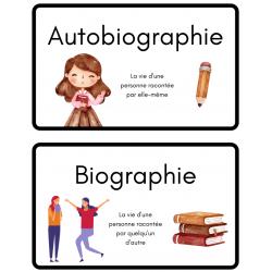 Genres littéraires