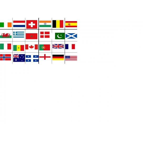 Apprenez les pays du monde en anglais