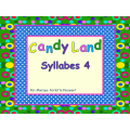Cartes Candyland - Syllabes 4