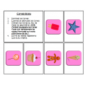 Cartes Candyland - Additions 0 à 9