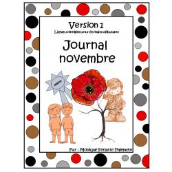 Journal Novembre