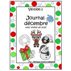 Journal (septembre à juin) Version 3