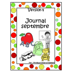 Journal Version 4 - Questions seulement