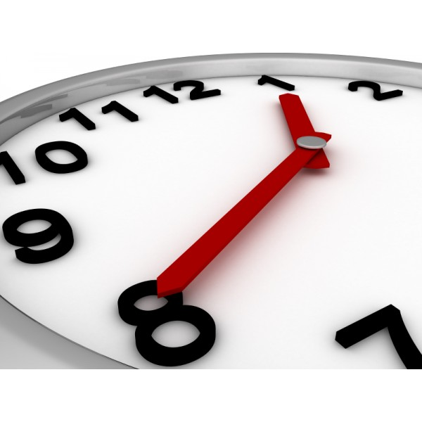 Horloge personnelle