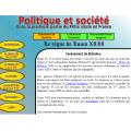 La France - Politique et société