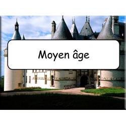 Mots étiquettes - Moyen Âge
