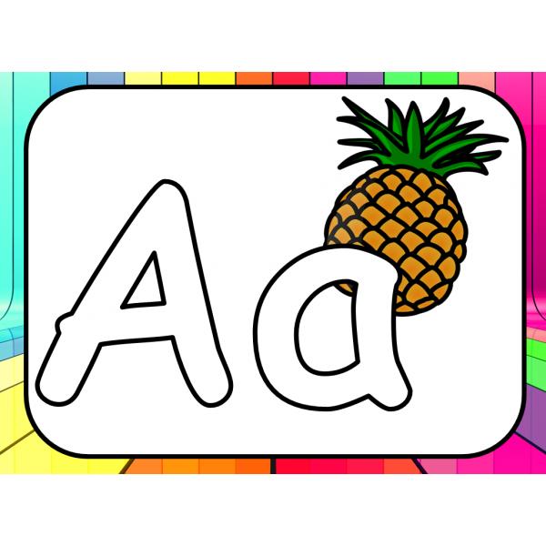Alphabet Traçage