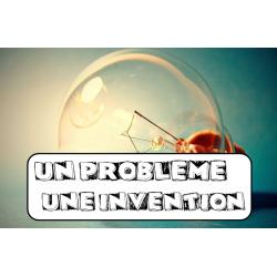 Un problème, une invention - Écriture/orale