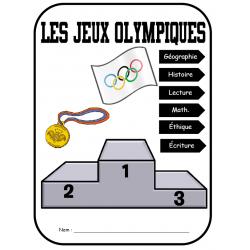 Les Jeux olympiques - Cahier multidisciplinaire