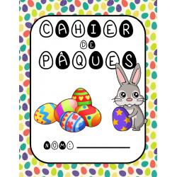 Cahier d'exercices de Pâques - multidisciplinaire