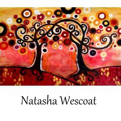 À la manière de  - Natasha Wescoat