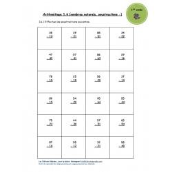 Arithmétique #6 (1ère année)