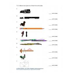 Géo-mesures (2e année)