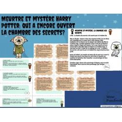 Meurtre et mystère de Harry Potter