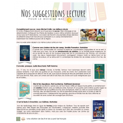 Suggestions lecture-mai