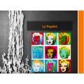 Arts S4 Visage en pop art