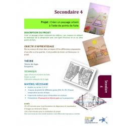 Arts perspective sec 4