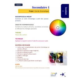 Arts ensemble 6 activités secondaire 1