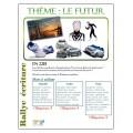 Écriture Rallye monde du futur (descriptif)