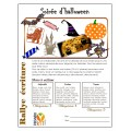 Écriture Rallye halloween (narratif)