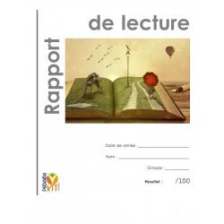 Français Rapport de lecture