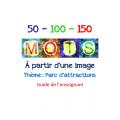 Français texte à partir une image Parc attraction