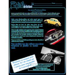 Lecture Rallye parc d'automobiles