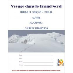 Écriture évaluation Sec 1 Grand Nord