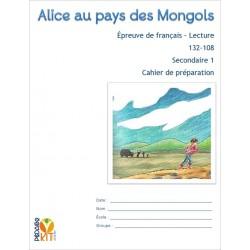 Lecture sec 1 Évaluation Alice au pays de Mongols