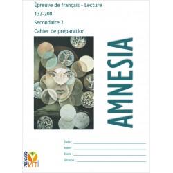 Lecture sec 2 Évaluation Amnesia