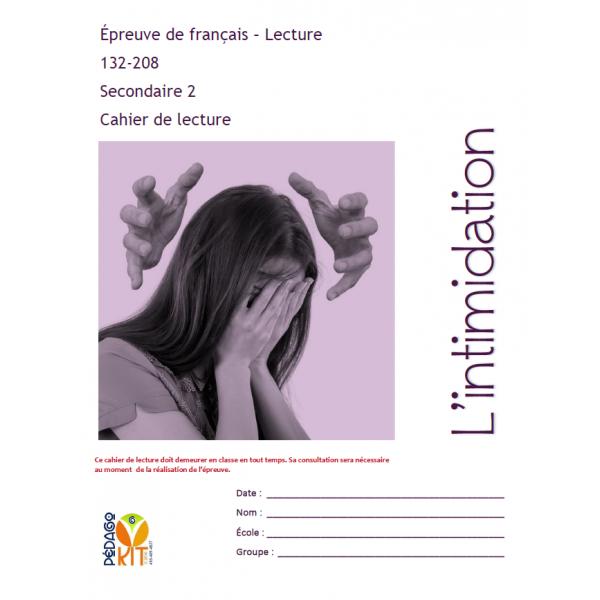 Lecture sec 2 Évaluation Le Cri