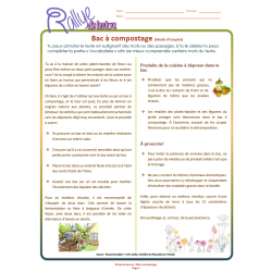 Lecture Rallye Bac compostage