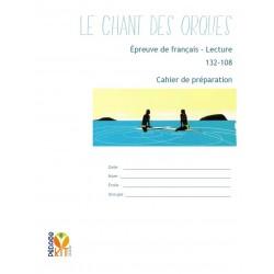 Lecture sec 1 Évaluation Chant des orques