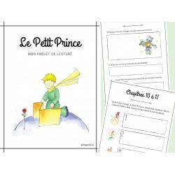 Lecture et écriture - Le Petit Prince