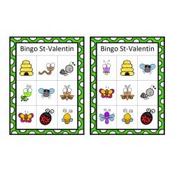 Bingo - insectes